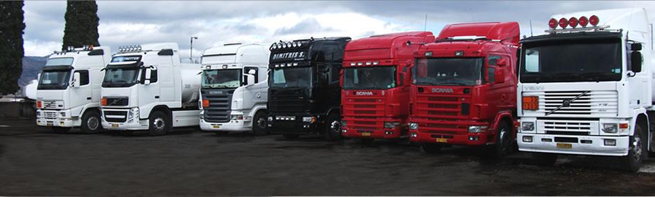 Ασφαλή μεταφορά Λιπαντικών, Χημικών,Υγρών Τροφίμων &  Καυσίμων, Υγραερίου