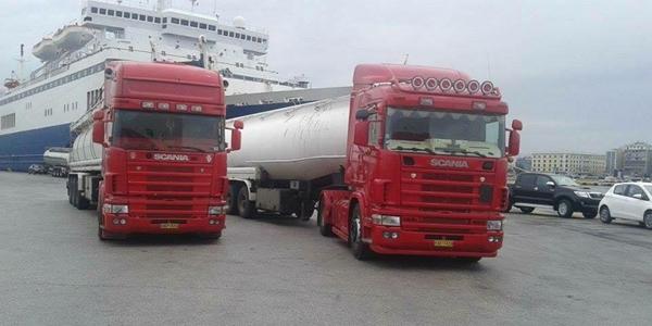 Υπηρεσίες μεταφοράς χημικών, λιπαντικών και άλλων προϊόντων